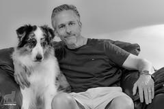Fur Face x 2 (41/52) (Jasper's Human) Tags: 52 weeks for dogsaussieaustralian shepherd