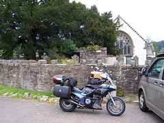 2003 # 079, Fortingall Yew, Fortingall, Perth & Kinross.