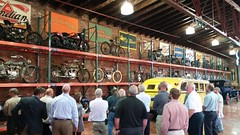 Chattanooga Mtg - Coker Tire (TNCleanFuels) Tags: tennessee clean fuels coalition middle west east etcleanfuels tncleanfuels chattanooga tour antique coker tire museum afvs propane cng hybrid ffv ethanol flex fuel biodiesel renewable diesel overly goldberg jonathan melissa cities cleancities 2016 fall