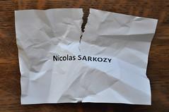 DSC_0679 exit N$ (poncetdespontets) Tags: sarkozy primaire