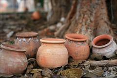 Pottery (*Kicki*) Tags: pottery myanmar burma inndein shweinntheintemple temple inlelake shanstate inlaylake inlay inle shweinndein inndain pots