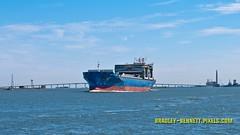 Star Kirkenes_1472 LR (bradleybennett) Tags: cargo vessel ship shipping delta water river ocean tanker antioch starkirkenes star kirkenes port stockton