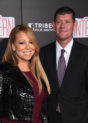 """""""Tudo acontece como deve ser"""", diz Mariah Carey sobre fim de noivado"""