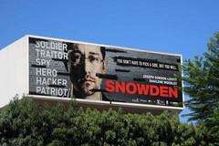 Entertainment, Snowden, Billboard