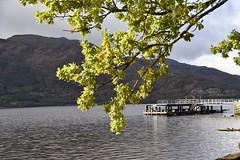 Rowardennan on Loch Lomond (Anne Young2014) Tags: visitscotland scotspirit scotland lochlomond pier rowardennan