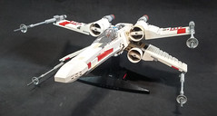 LEGO-Star Wars: T-65 X-Wing Starfighter (1) (Sir Prime) Tags: lego starwars originaltrilogy anewhope t65 xwing moc