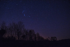 Des étoiles plein la tête (o.penet) Tags: nuits nights skies ciels voielactée milkyway stars etoiles nature
