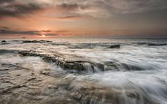 La Vila Joyosa (valero28) Tags: sergiovalero villajoyosa alicante longexposure largaexposicin amanecer sunshine sun lucroit mar seascape sea