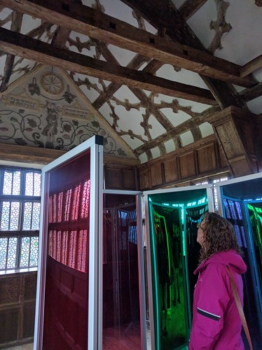 The Senses at Little Moreton Hall: Autumn Lights