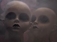 Sleep well, we'll be right here (johnsinclair8888) Tags: creepy spooky face dark smoke bokeh nikon halloween sigma d750 205mm macro macromondays art nightmare spookyandfrightful