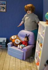 IMG_8177 (irinakopilova) Tags: mimi bobeck doll barbie mattel drew carey baby happy family rock hudson ken