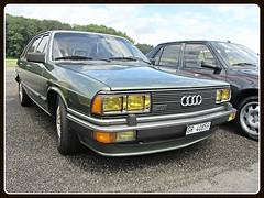 Audi 200 C2, 5T (v8dub) Tags: audi 100 c 2 avant schweiz suisse switzerland german pkw voiture car wagen worldcars auto automobile automotive youngtimer old oldtimer oldcar klassik classic collector