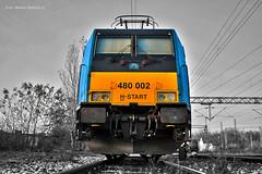 MAV Traxx 480-002 (Mladja_IC431) Tags: trains traxx bombardier locomotive subotica 480 trainspotting railway railwaystation railorad railpassion beautiful locomotives mav mavstart