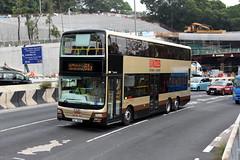 Kowloon Motor Bus AMNF9 UL1566 (Howard_Pulling) Tags: hongkong bus 2016 october hk china buses howardpulling nikon d7200 camera picture transport asia