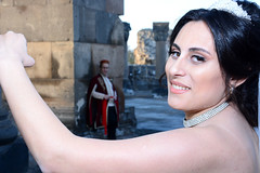 EDO_1692 (RickyOcean) Tags: wedding zvartnots echmiadzin armenia vagharshapat shush shushanik rickyocean