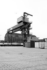 DSCF5687 (aljoscha) Tags: berlin westhafen industrie industrial behala