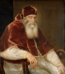 Pope Paul III. Farnese (lluisribesmateu1969) Tags: 16thcentury portrait titian onview kunsthistorischesmuseumwien vienna