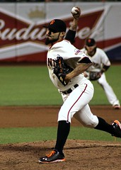 sergio romo pitches (artolog) Tags: sanfrancisco baseball giants pitcher pitching sergioromo