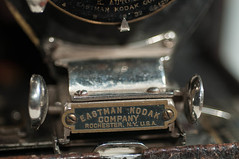 Eastman Kodak (johnfuj) Tags: camera kodak antique tools bellows tool folding rollfilm generalequipment