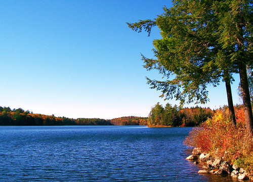 West Pond - J Howes
