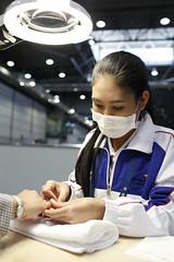 WSC2013_skill30_mi_069 (WorldSkills) Tags: thailand leipzig competitor beautytherapy worldskills wsc2013 khanitthanawichit