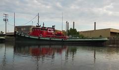 Gaelic Tug - Idaho (Hear and Their) Tags: river rouge boat michigan detroit tugboat tug gaelic towing