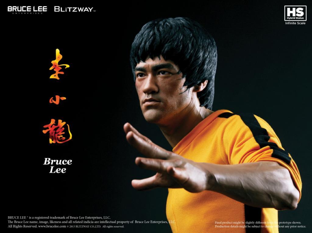 BLITZWAY 1/3 比例 李小龍逝世40週年致敬版 全身像