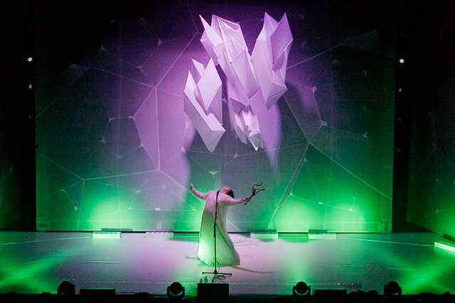 Antony and the Johnsons performing Swanlights © Antony Crook