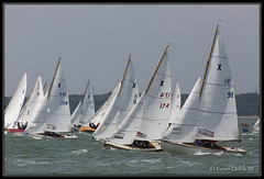 Cowes Week 2013 (leightonian) Tags: uk island boat sailing unitedkingdom yacht isleofwight solent gb isle cowes wight cowesweek iow