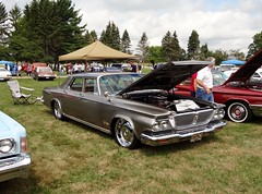 1964 Chrysler New Yorker Sedan (JCarnutz) Tags: newyorker chrysler mopar 1964 redbarns gilmorecarmuseum