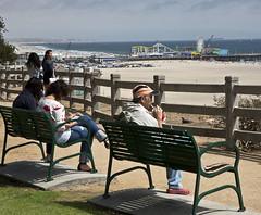 Santa Monica 1 (deepchi1) Tags: california santa people losangeles monica streetpeople