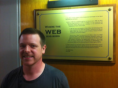 Remy where the web was born