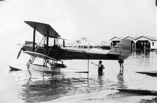 AL009B_214 de Havilland DH-60X Moth cn 547 NC5359