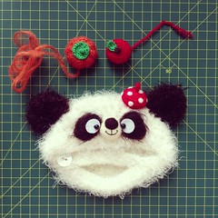【toome_Blythe】bearhat—toome Panda