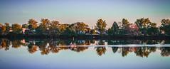 Reflections (E.J. Richmann Photography) Tags: nature water river landscape photography boat newjersey nikon camden row crew dslr camdencounty nikond600 nikon70300mmvr nikon50mmd