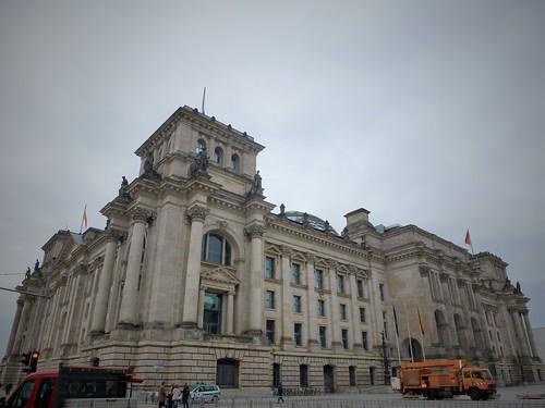 Bundestag, Berlin, Allemagne