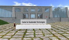 Center for Sustainable Technologies (CallieDel Boa- in and out...) Tags: education web20 elearning distancelearning rockcliffeuniversity