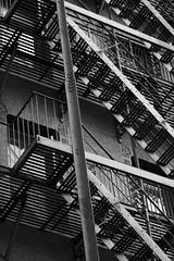 I <3 Fire Escapes (jbilohaku) Tags: usa boston stairs ma fire unitedstates eua fireescape ladder escaleras massachusets estadosunidos usono steparo