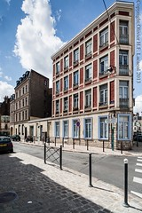 (ohfl) Tags: france architecture lille immeuble