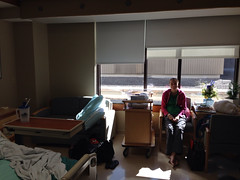 """Sunning in the Hospital • <a style=""""font-size:0.8em;"""" href=""""http://www.flickr.com/photos/109120354@N07/10953352135/"""" target=""""_blank"""">View on Flickr</a>"""