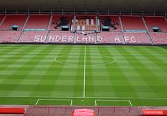 สเตเดียมออฟไลต์ Stadium of Light สนามเหย้าของสโมสรฟุตบอล ซันเดอร์แลนด์