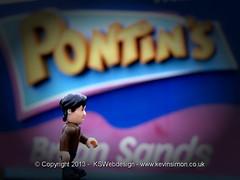 Dr Who at pontins