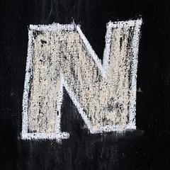 letter N (Leo Reynolds) Tags: canon eos iso100 n 7d letter nnn f80 oneletter hpexif 0001sec grouponeletter 119mm xsquarex xleol30x xxx2013xxx