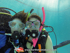 Learning to Scuba Dive-November 2013-5 (Squalo Divers) Tags: usa divers florida miami scuba diving learning padi squalo