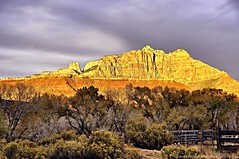 Sunset Light Show Grafton Utah (lhg_11, 2million views. Thank you!) Tags: landscape utah farming mormon lds magichour grafton 1000views ghosttowns 100comments mygearandme mygearandmepremium mygearandmebronze mygearandmesilver