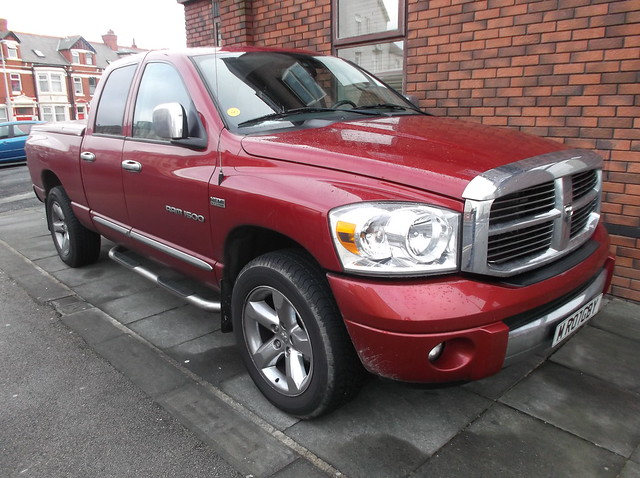 cab pickup quad dodge hemi ram 1500 v8