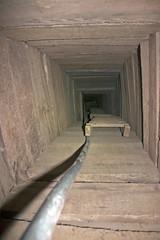 This looks like fun (Underground Explorers) Tags: arizona abandoned underground mine exploring swastika collapse explorers exploration shaft drift stope calcite raise flooded hoist adit winze