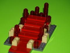 Lava Spring_1 (Xero908) Tags: terrain mobile lego frame zero mecha xero stations microscale hextech mobileframezero