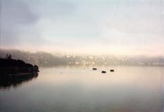 Lake Brienz from Bonigen Outside Interlaken (john weiss) Tags: geotagged switzerland smudge che interlaken lakebrienz minoltaxe7 kantonbern bonigen labcfk rgbautocolor 1973swissb32 bönigenbinterlaken geo:lat=4668819121 geo:lon=790062904