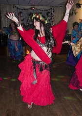 Deana of Tribal Unity (louisahennessysuou) Tags: charity uk england music dance skirt tribal wintersolstice sword bellydance essex hafla ats pitsea americantribalstyle bowersgifford 201312087